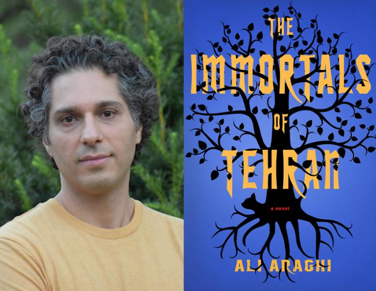 ali araghi, immortals of tehran