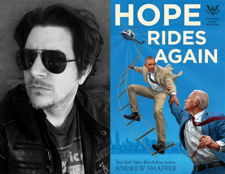 Andrew Shaffer, Hope Rides Gain