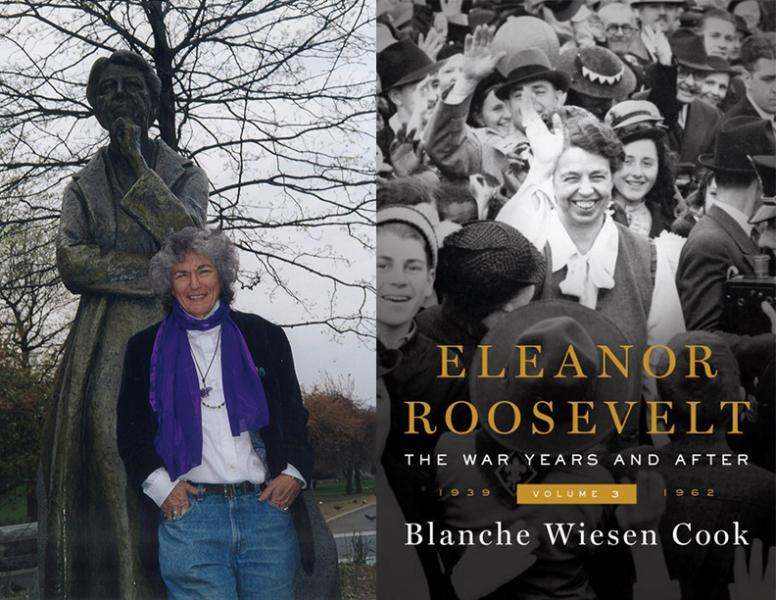 Eleanor Roosevelt The War Years and After Volume 3 1939-1962
