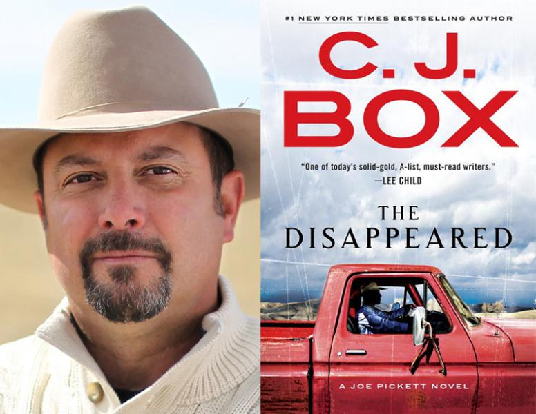 Image result for c j box the disappeared