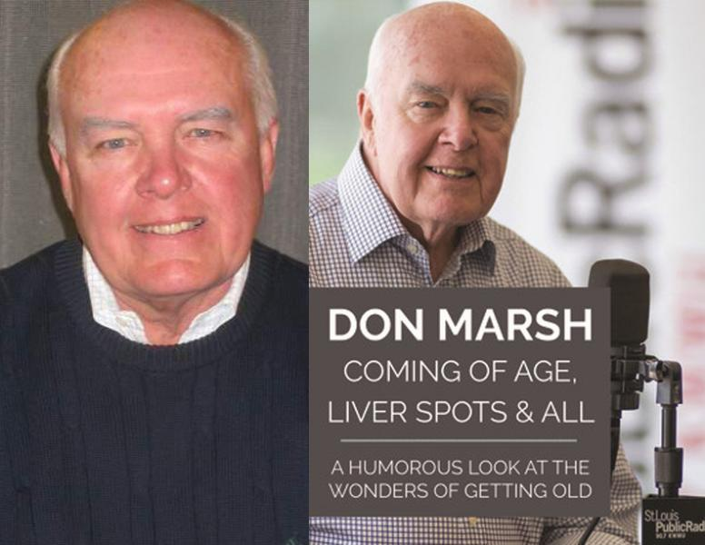 Don Marsh, Coming of Age, Liver SPots & All