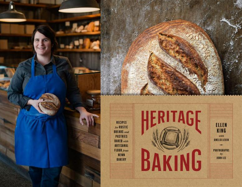 Ellen King, Heritage Baking