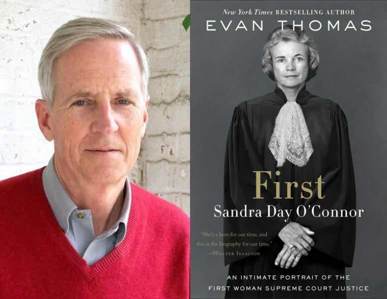 Evan Thomas, First