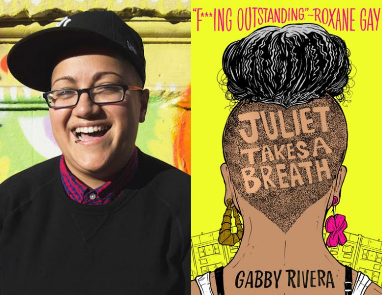 Gabby Rivera, Juliet Takes A Breath