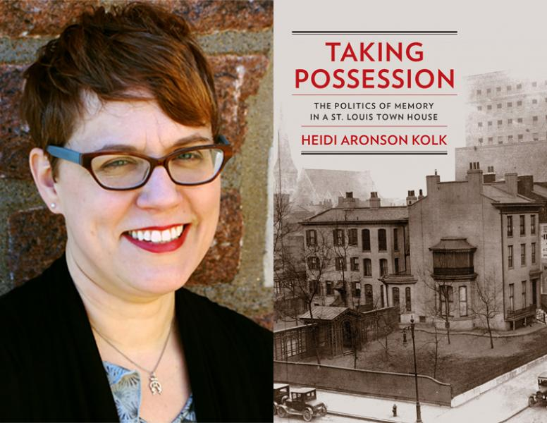 Heidi Anderson Kolk, Taking Possession