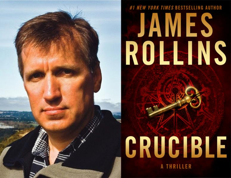James Rollins, Crucible, Left Bank Books
