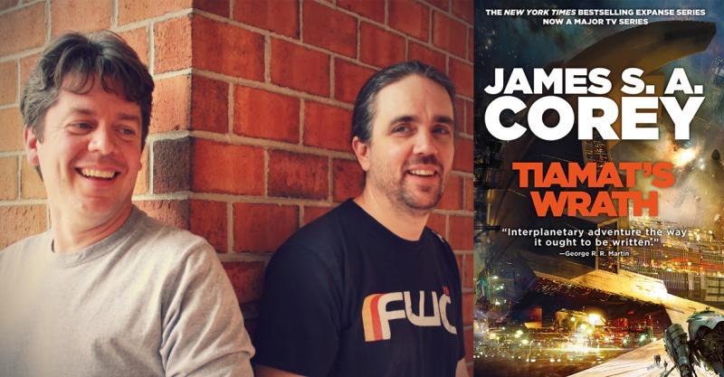 James S. A. Cory, Tiamat's Wrath
