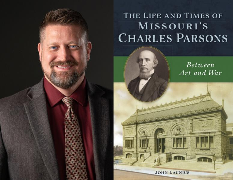 John Launius, Life and Times of Missouri's Charles Parsons