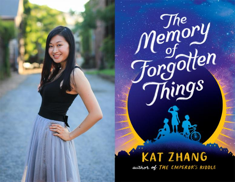 Kat Zhang, The Memory of Forgotten Things