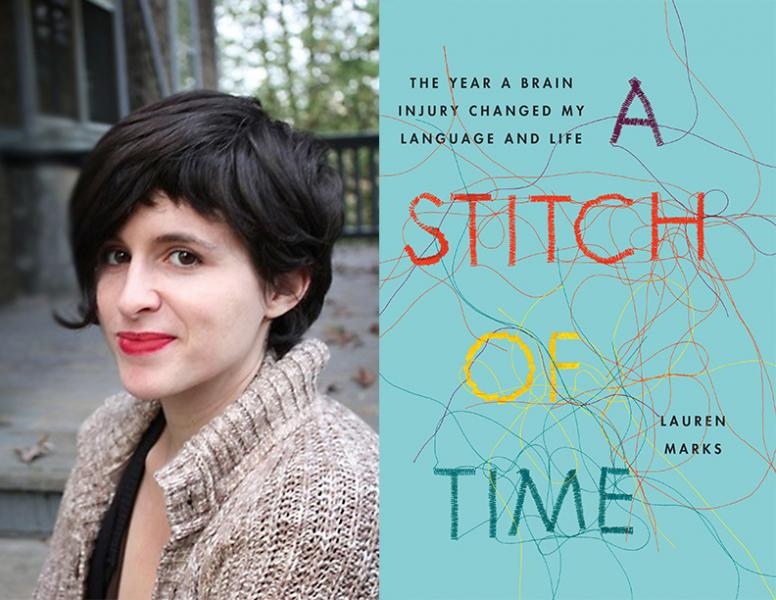 Lauren Marks, A Stitch in Time