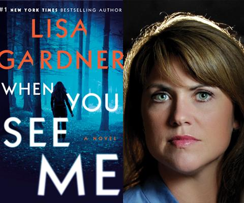 lisa gardener, when you see me