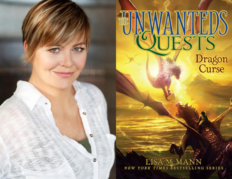 lisa mcmann, the unwanteds quests: dragon curse