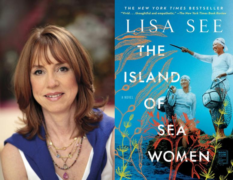 lisa see, one author, one kirkwood