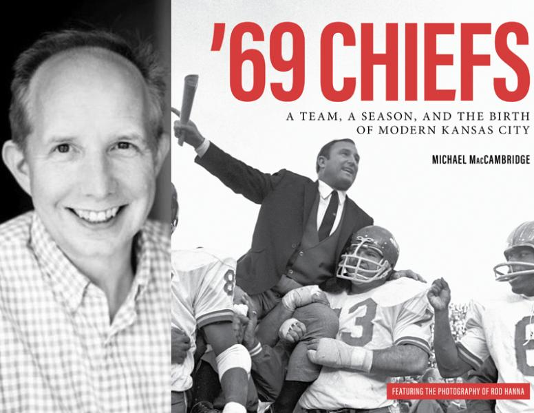 michael maccambridge, '69 chiefs