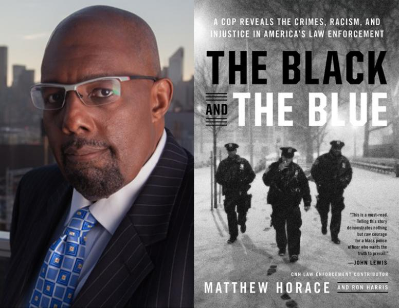 Matthew Horace, The Black and the Blue