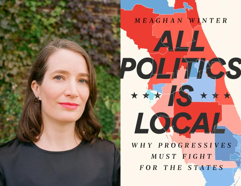 meaghan winter, all politics is local
