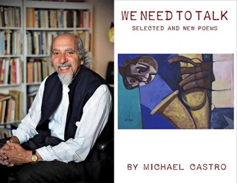 Michael Castro, We Need to Talk, Left Bank Books