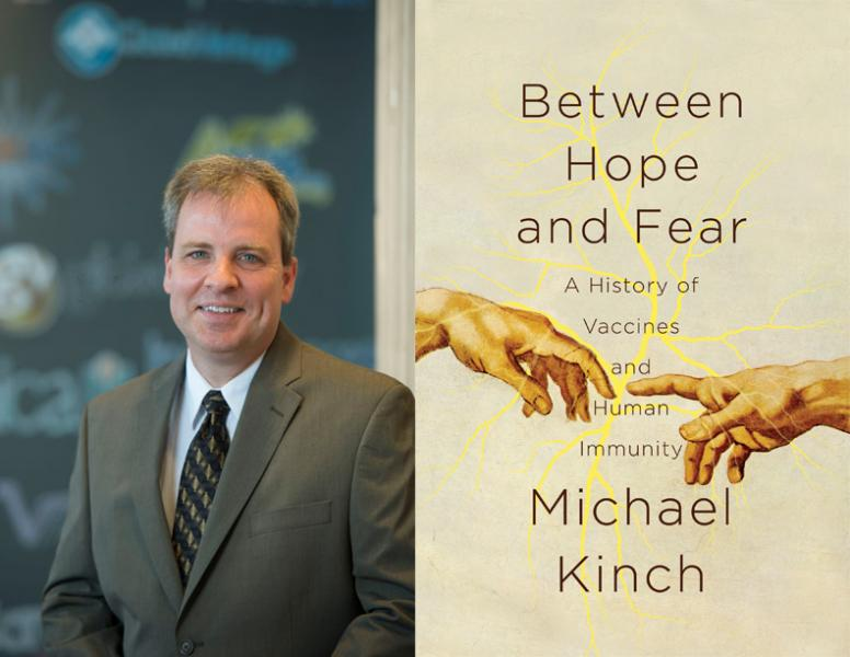 Michael Kinch, Between Hope and Fear