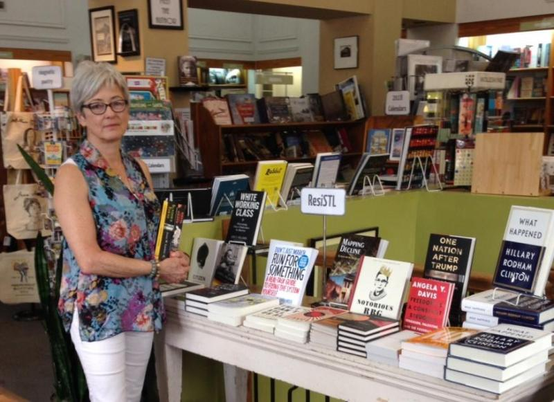 Kris Kleindienst, ResiSTL, Left Bank Books