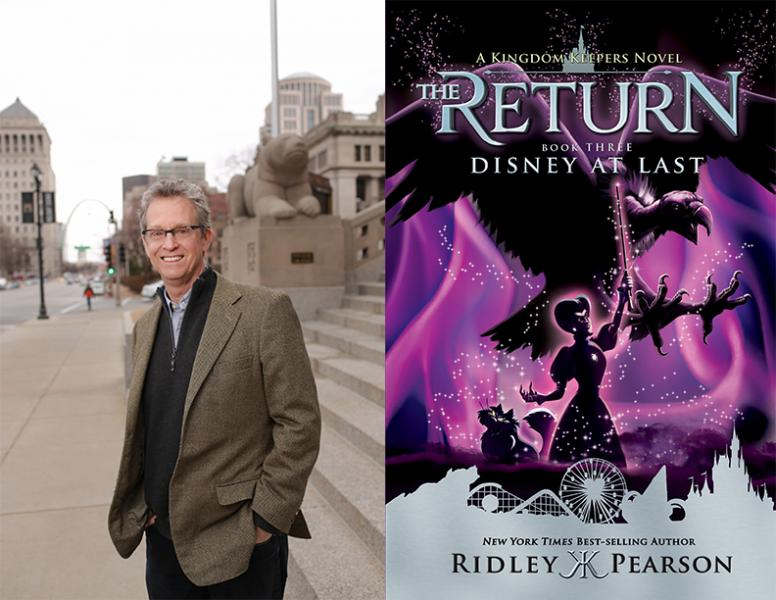 Ridley Pearson, Disney at Last