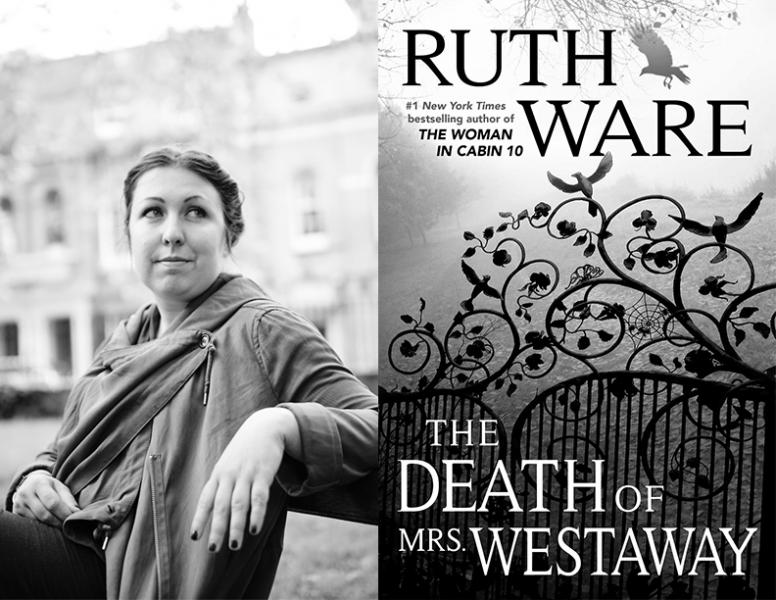Ruth Ware – The Death of Mrs. Westaway   Left Bank Books