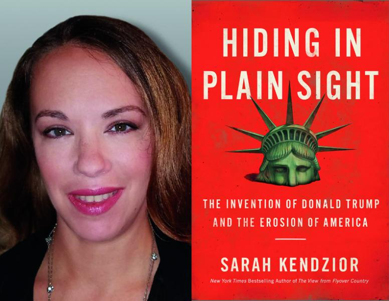 sarah kendzior, hiding in plain sight