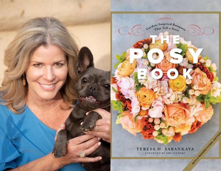 teresa sabankaya, the posy book