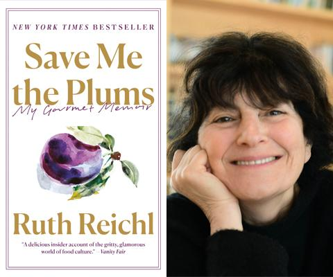 ruth reichl, save me the plums