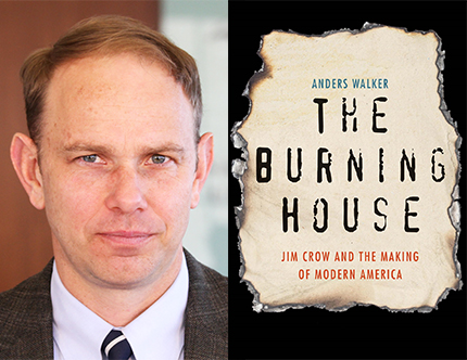 Anders Walker, The Burning House, Left Bank Books