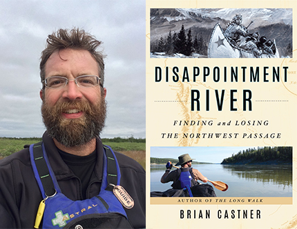 Brian Castner, Disappointment River, Left Bank Books