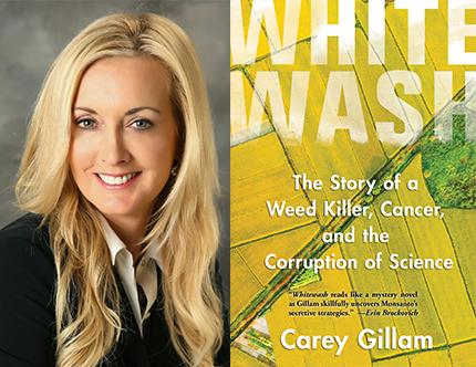 Carey Gillam, Whitewash, Left Bank Books
