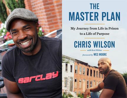 Chris Wilson, The Master Plan, Left Bank Books