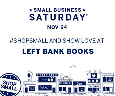 Small Business Saturday, Left Bank Books