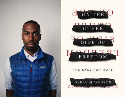 DeRay Mckesson, On The Other Side of Freedom, Left Bank Books