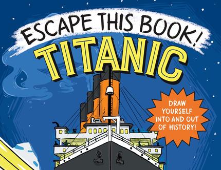 escape this book