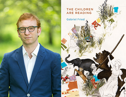 Gabriel Fried, The Children Are Reading, Left Bank Books
