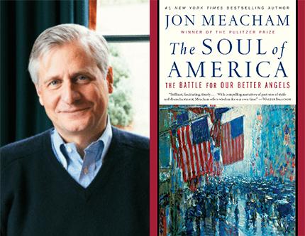 Jon Meacham, The Soul of America, Left Bank Books
