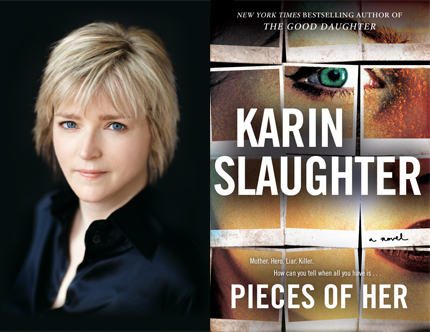 Karin Slaughter, Pieces of Her, Left Bank Books