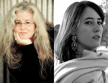 Dana Levin, Natalie Scenters-Zapico, Left Bank Books