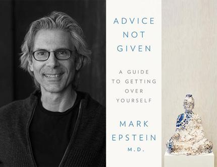 Mark Epstein, Advice Not Given, Left Bank Books