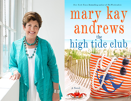 Mary Kay Anderson, The High Tide Club, Left Bank Books
