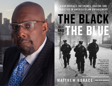 Matthew Horace, The Black and the Blue, Left Bank Books