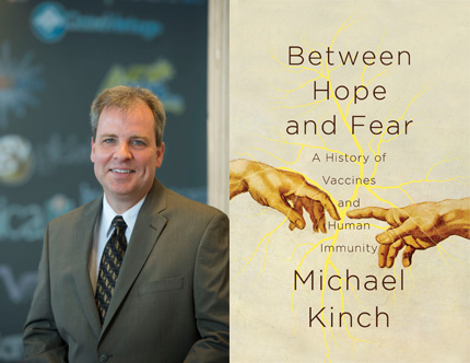 Michael Kinch, Between Hope and Fear, Left Bank Books