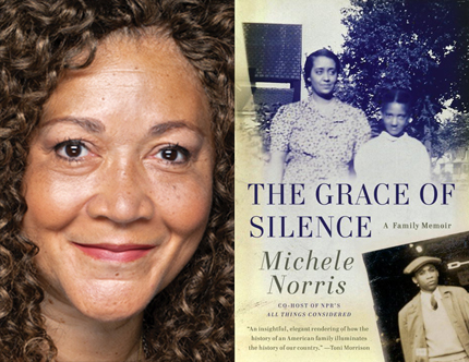 michele norris, the grace of silence