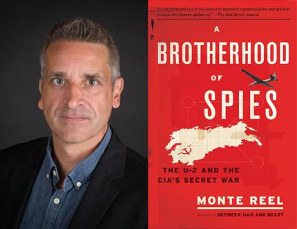 Monte Reel, A Brotherhood of Spies
