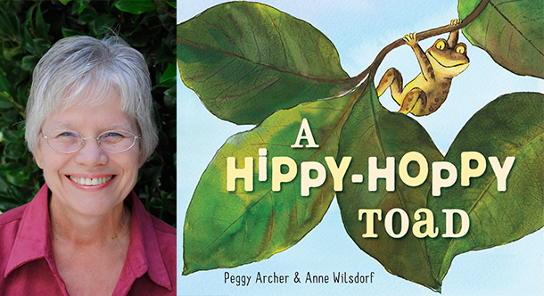 Peggy Archer, A Hippy-Hoppy Toad, Left Bank Books