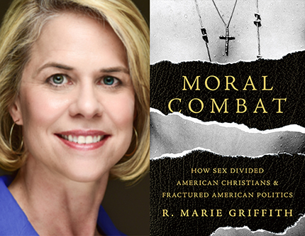 R. Marie Griffith, Moral Combat, Left Bank Books