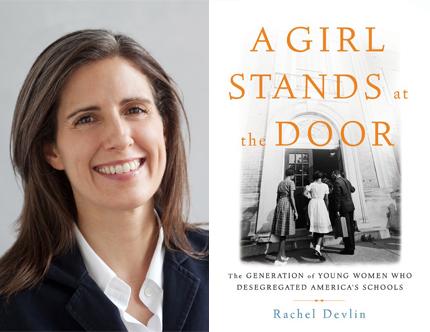 Rachel Devlin, A Girl Stands at the Door, Left Bank Books