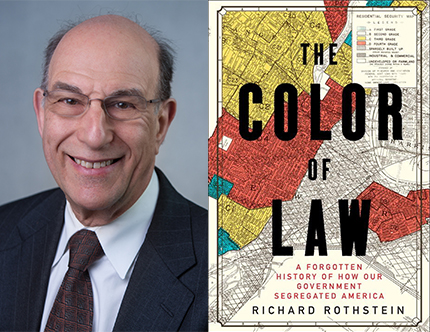 Richard Rothstein, The Color of Law, Left Bank Books