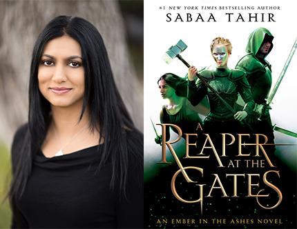 Sabaa Tahir, A Reaper at the Gates, Left Bank Books